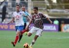 Feliz e de contrato renovado, Igor Julião espera mais chances no Flu