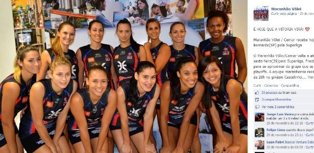 Jogadoras do Maranhão Vôlei, um dos lanternas da Superliga, moram juntas em hotel de Sao Luis