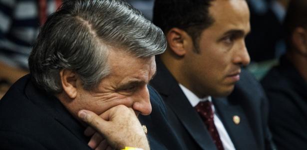 Presidente da Portuguesa, Manuel da Lupa, aguarda o resultado do julgamento da Portuguesa no STJD