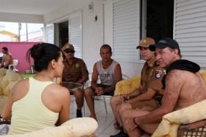 Cabo Valdemir da Luz / Polícia Militar