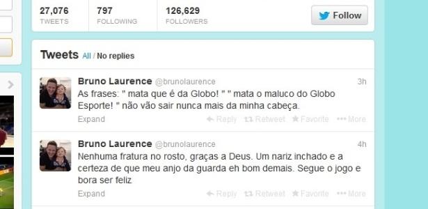 Repórter revelou no Twitter que foi vítima de assalto em São Paulo