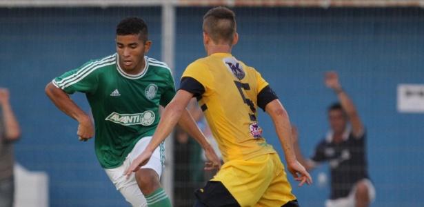 Palmeiras conquistou sete pontos na primeira fase