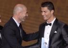 Zidane diz que Cristiano Ronaldo é melhor que Messi