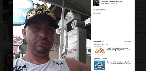 Piá já tinha passagens pela polícia por porte de arma e drogas, segundo a TV Globo