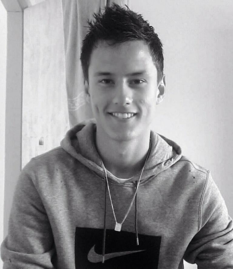 28.jan.2014 - Daniel Deitos, 16, era goleiro titular do Joaçaba-SC e morreu afogado em Saudades, município de Santa Catarina