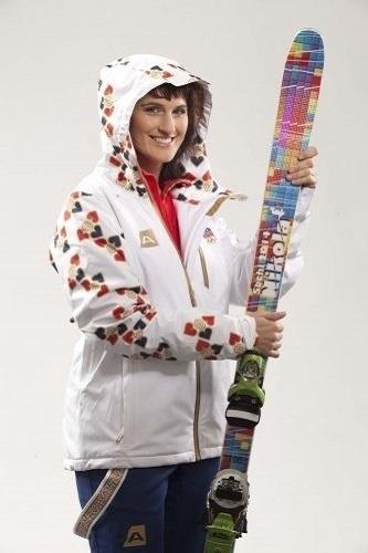04. 02. 2014 - Uniforme da República Tcheca para os Jogos Olímpicos de Inverno
