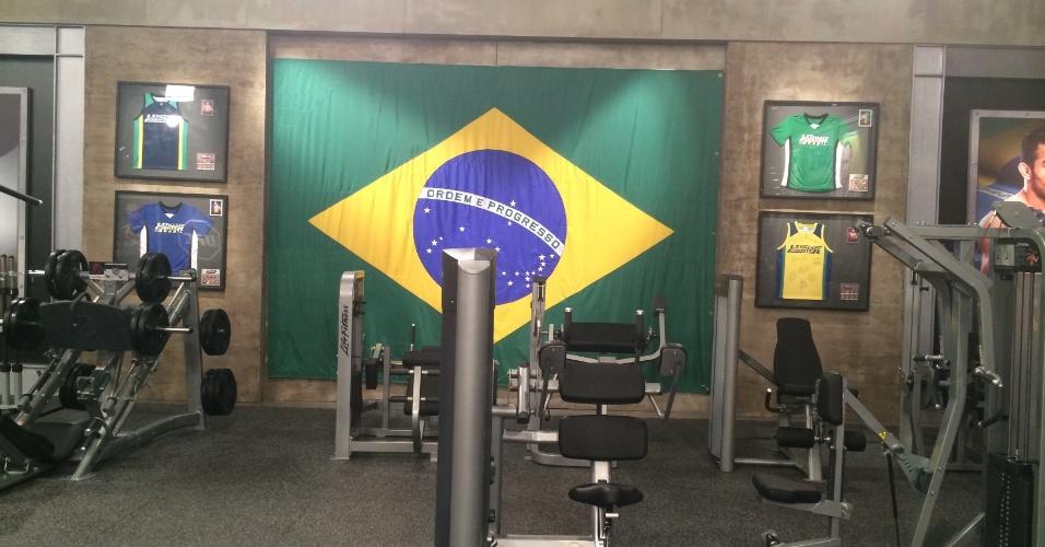 Equipamentos que serão usados pelos concorrentes do TUF Brasil