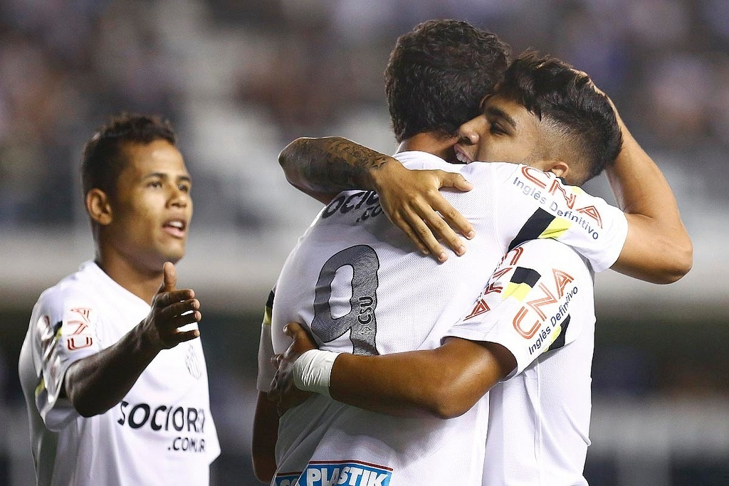 Leandro Damião e Gabriel