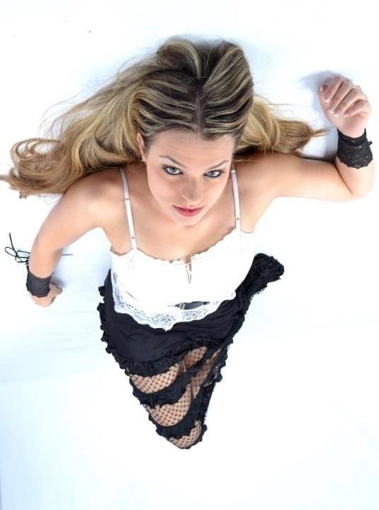 Aline Delmhorst é uma das candidatas do Corinthians