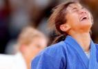 Sarah Menezes salva dia de brasileiros em Tóquio e é bronze no Grand Slam