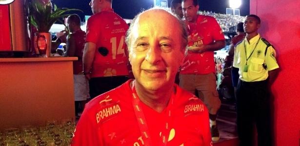 Presidente eleito da CBF sofre execução judicial por dívida de R$ 19.154,98