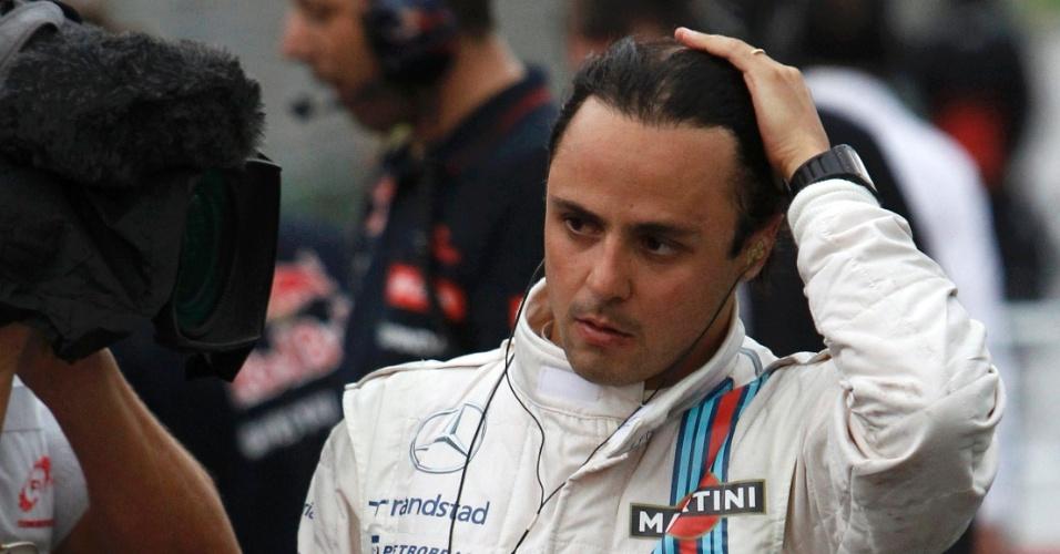 Felipe Massa não fez bom treino e vai largar na nona posição no GP de Melbourne, na Austrália