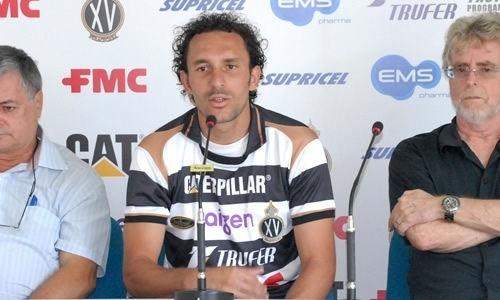 O zagueiro Leonardo Luiz estava no XV de Piracicaba e acertou com o Náutico