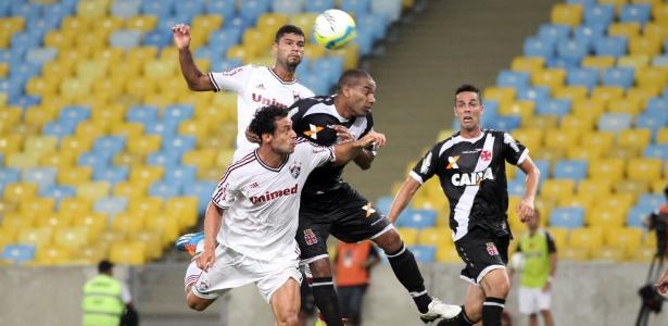 Fluminense x Vasco acontecerá com a presença das duas torcidas dia 19 de julho