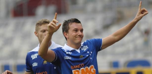 30 mar. 2014 - Dagoberto está se despedindo do Cruzeiro. Jogador será emprestado ao Vasco