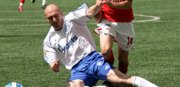 Zagueiro norueguês Erik Hagen defendeu o Zenit São Petersburgo entre 2005 e 2008