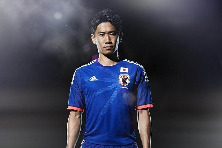 Japão voltará a usar o tradicional uniforme azul na Copa do Mundo
