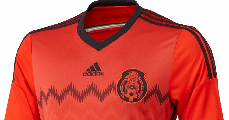 Uniforme alternativo do México para a Copa do Mundo