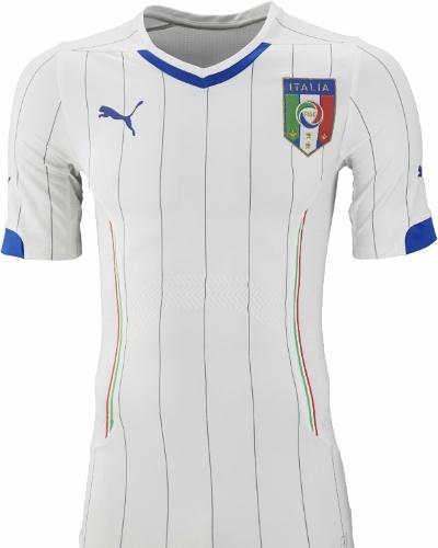 Uniforme número 2 da Itália para a Copa de 2014