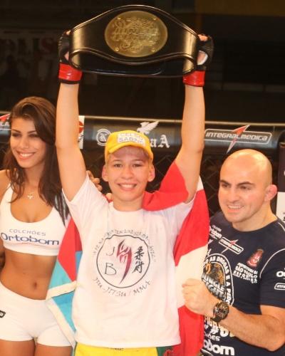 UFC - Larissa Pacheco
