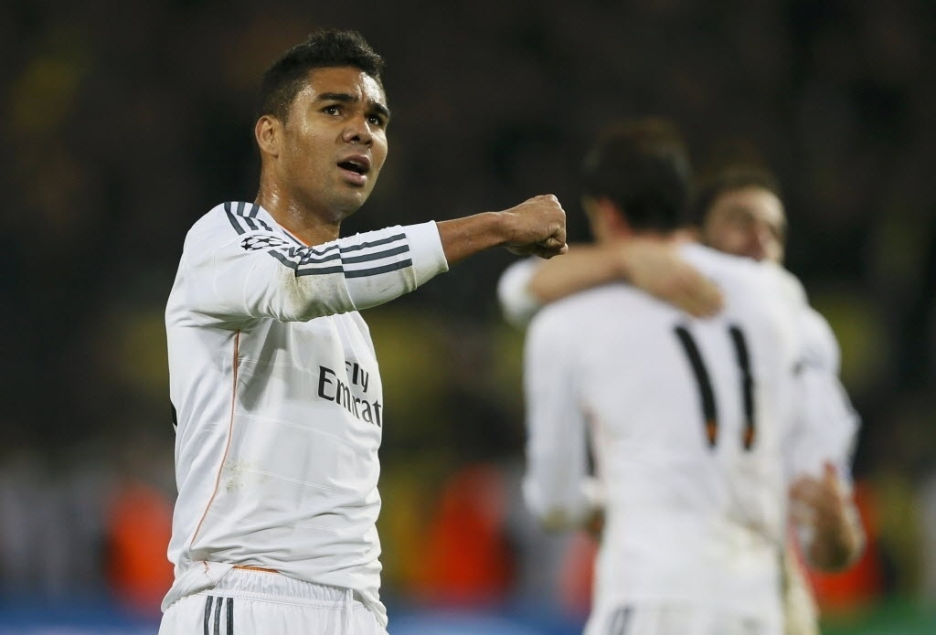 "Agent: ""Yes, Inter and I discussed Casemiro but no contact since January"""