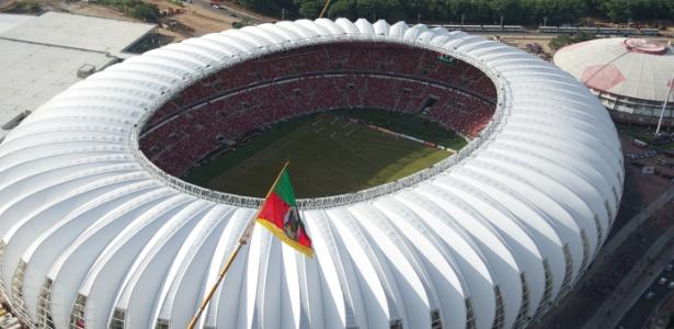 Grêmio perdeu pela 1ª vez na Arena em março e pode dar o troco no domingo, no Beira-Rio