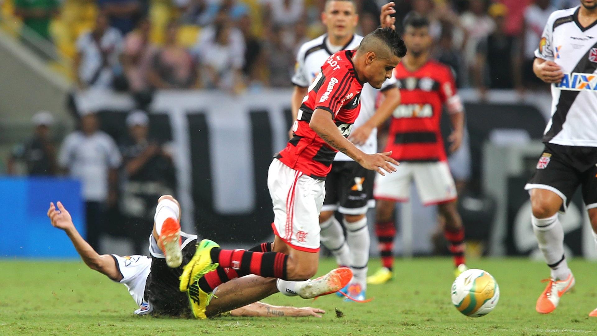 Everton é derrubado por vascaíno em decisão do Campeonato Carioca