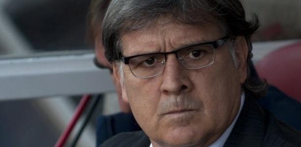 Martino vem de um trabalho complicado à frente do Barcelona e encara novo desafio