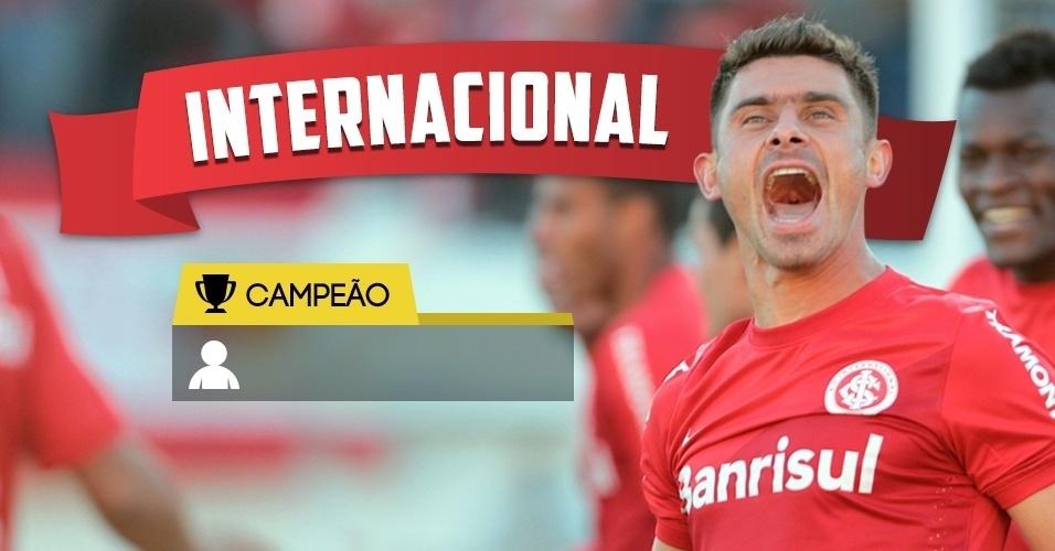 Campeão - Internacional