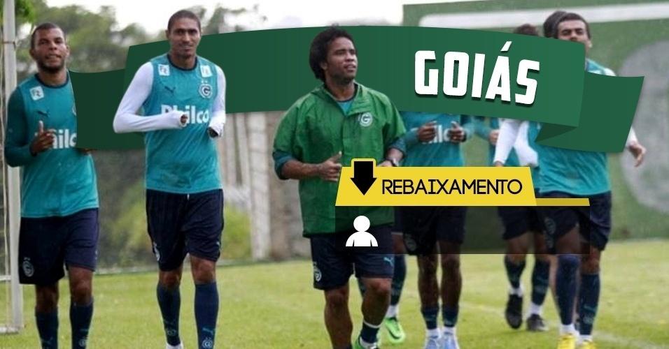 Rebaixamento - Goiás