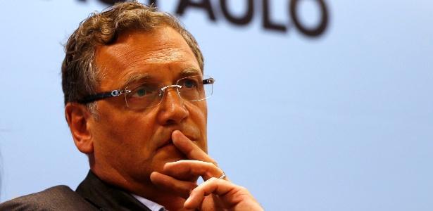 Valcke foi acusado de vender ilegalmente ingressos para a Copa do Mundo de 2014