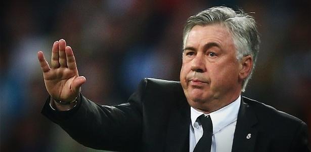 Técnico do Atlético de Madri, Carlo Ancelotti prevê um jogo tenso contra o Atlético