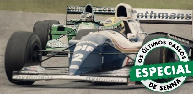 Capítulo 3: A trapaça da Benetton de Schumacher colocou pressão em Senna