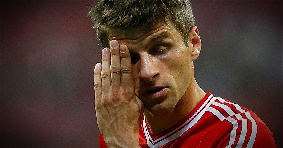 Em detalhes: Bayern 0 x 4 Real Madrid (Thomas Mueller)
