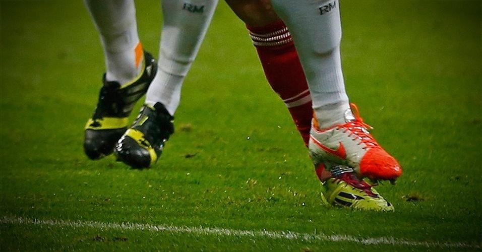 Em detalhes: Bayern 0 x 4 Real Madrid (Pepe e Robben)