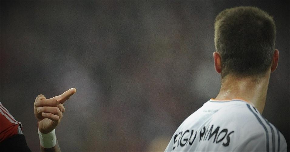 Em detalhes: Bayern 0 x 4 Real Madrid (Mandzukic e Sérgio Ramos)