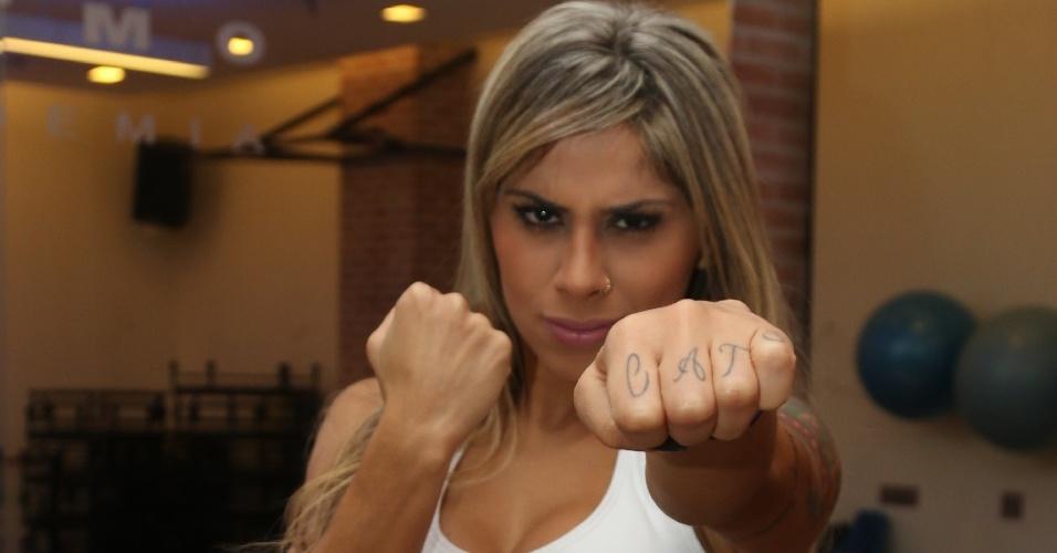 Vencedora do último 'BBB', Vanessa Mesquita será ring girl no Jungle Fight 69. O evento acontece este sábado, na cidade de Itu, e terá disputa de cinturão até 57 kg entre Rayner Silva e Nildo Katchal