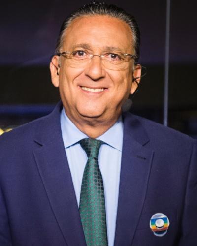 Galvão Bueno, narrador da Globo