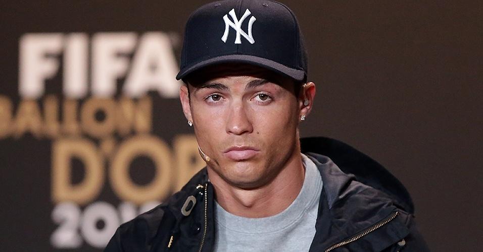 Cristiano Ronaldo (Portugal) em 2012