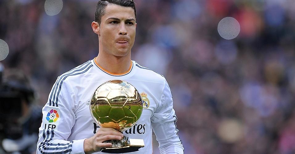 Cristiano Ronaldo (Portugal) em 2014
