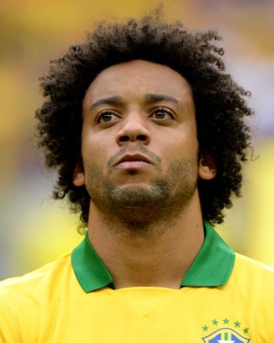 Marcelo, lateral da seleção brasileira