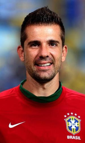 Victor, goleiro da seleção brasileira