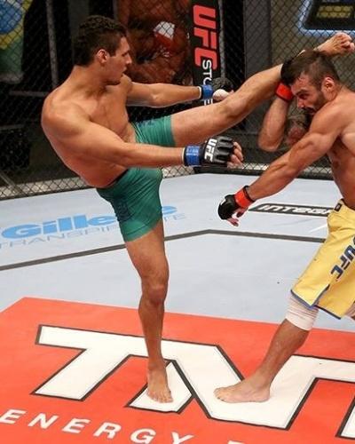 UFC - Marcio Lyoto
