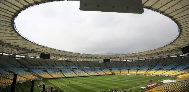O estádio do Maracanã será protegido por mísseis antiaéreos durante a disputa da Copa do Mundo