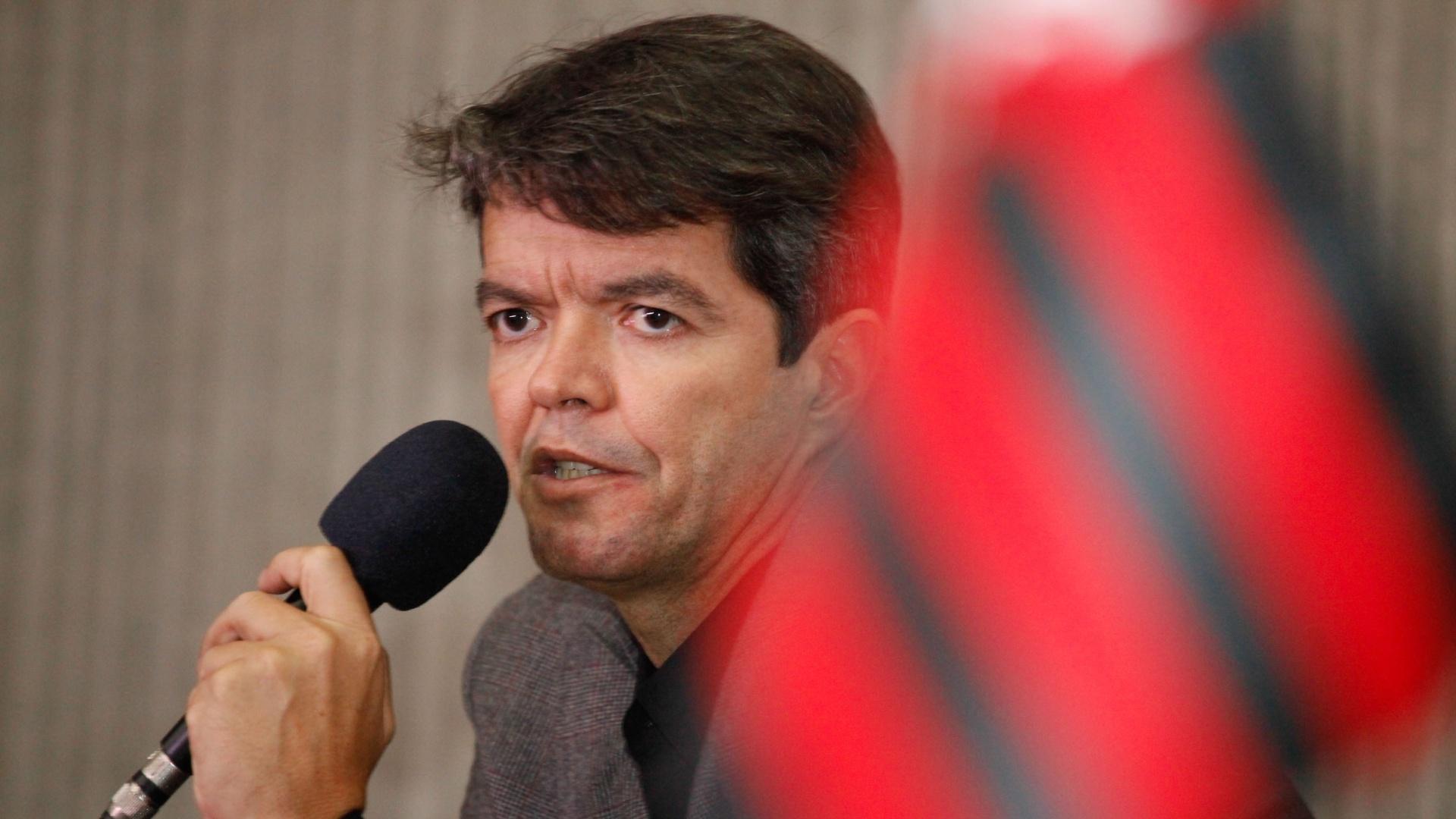 EXCLUSIVO: Segundo Marcos Braz, Ximenes n�o deve ficar no Fla.