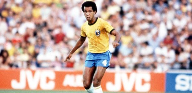 Luizinho, zagueiro da seleção na Copa do Mundo de 1982