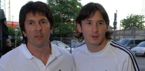 Messi e seu pai encararão a Justiça