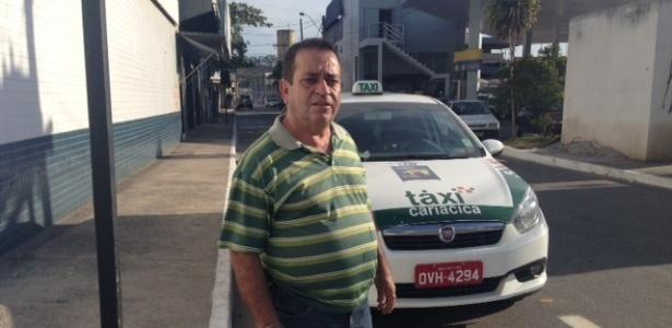 Francisco Vargas reclama da diminuição do movimento em Cariacica por causa da realocação feita pela Fifa