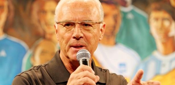 Beckenbauer saberia da transação