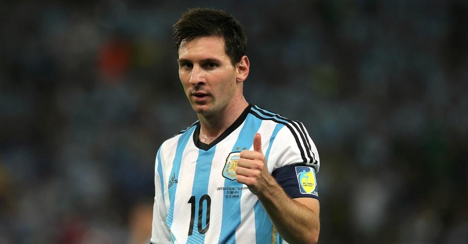 A vitória por 2 a 1 sobre a Bósnia, com gol de Messi, dá mais tranquilidade para a Argentina na fase de grupos